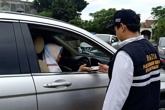 Samsat sasar pengendara tak bayar pajak kendaraan