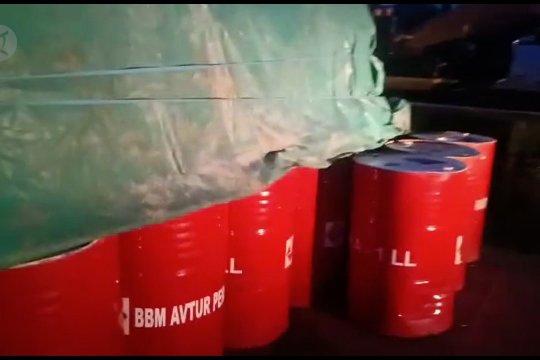 32,6 ton BBM subsidi ilegal di Timika diamankan