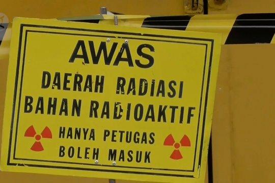 Batan minta Polri usut tuntas kepemilikan radioaktif di Batan Indah