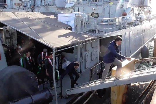 Danguskamla: 188 WNI dari MV World Dream telah dievakuasi