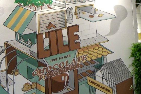 Majukan ekonomi kreatif melalui produk olahan coklat