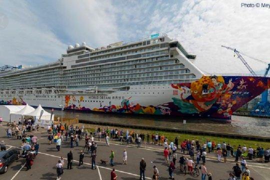 Pemerintah berencana jemput ABK WNI di kapal pesiar World Dream
