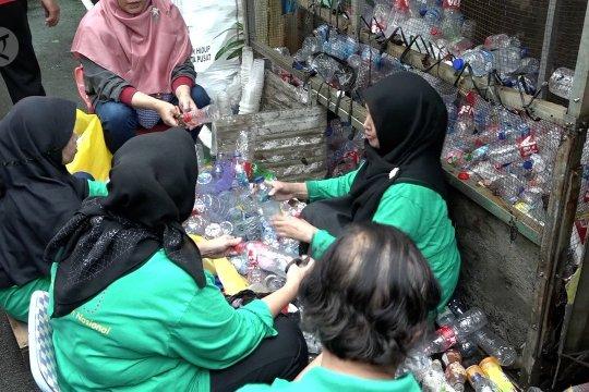 Pemprov DKI Jakarta gencar sosialisasikan kantong belanja ramah lingkungan