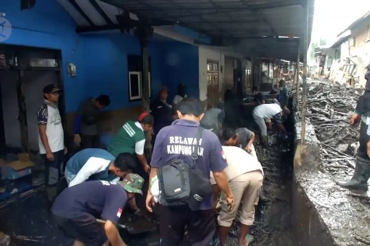 Penanganan banjir bandang Bondowoso masuki tahap pemulihan