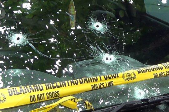 Polrestabes Surabaya lumpuhkan tiga pelaku spesialis curanmor