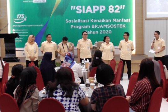 BP Jamsostek Batam laporkan 15 perusahaan penunggak iuran ke Kejari