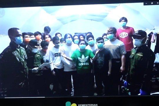 Hari ketiga observasi, Kemenkes pastikan kondisi WNI asal Wuhan sehat