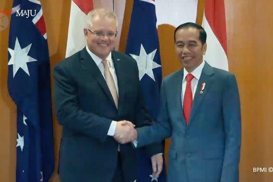 IA - CEPA  perkuat ekonomi Indonesia Australia