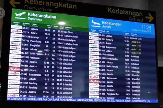 Pembukaan rute penerbangan Semarang-China ditunda