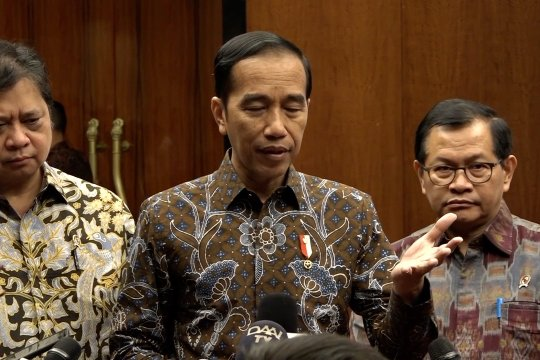 Jokowi : 4 WNI terinfeksi virus corona jalani perawatan di RS Jepang