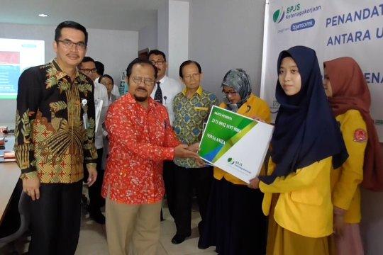 Mahasiswa Universitas Batam kini terlindungi jaminan sosial ketenagakerjaan