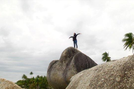 Menikmati jejak purba di pulau terluar Indonesia, Natuna