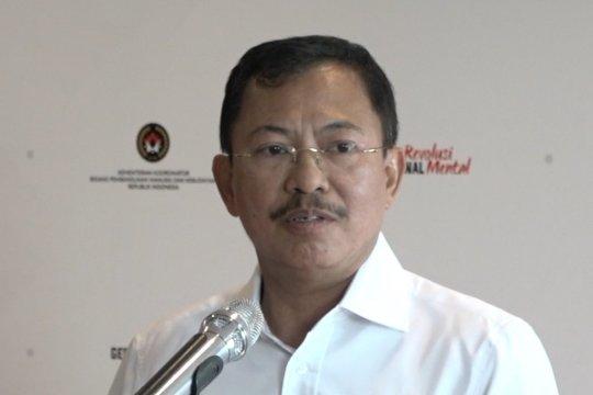 Menkes pastikan pasien yang meninggal di Semarang negatif corona