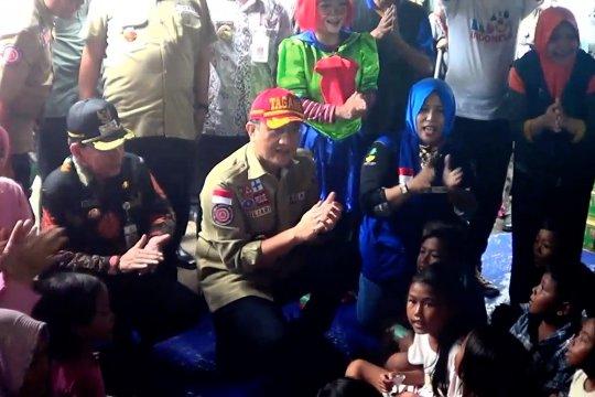 Mensos berikan bantuan Rp1,9 miliar kepada korban banjir Pantura