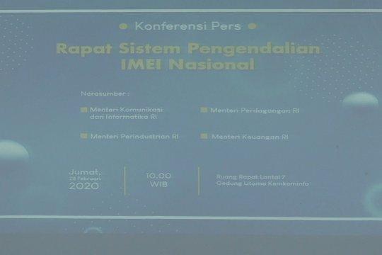 Regulasi pengendalian IMEI tidak berlaku untuk perangkat yang telah aktif