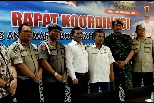 Satgas Anti Mafia Bola Tahap III Papua mulai bertugas