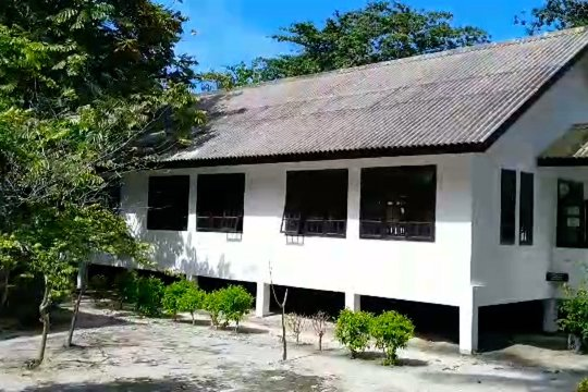 Seperti ABK World Dream, ABK Diamond Princess diobservasi di Pulau Sebaru Kecil