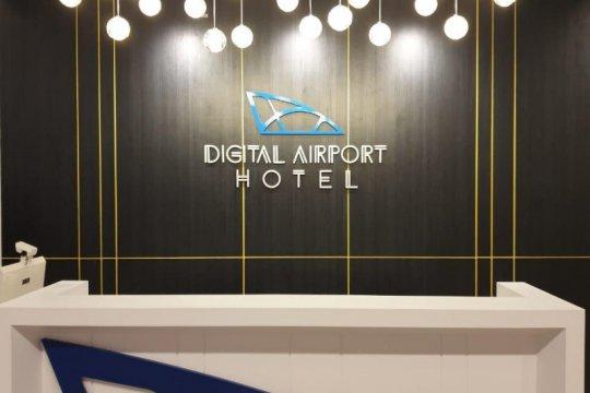 Kini ada hotel kapsul di Terminal 2 Soekarno-Hatta