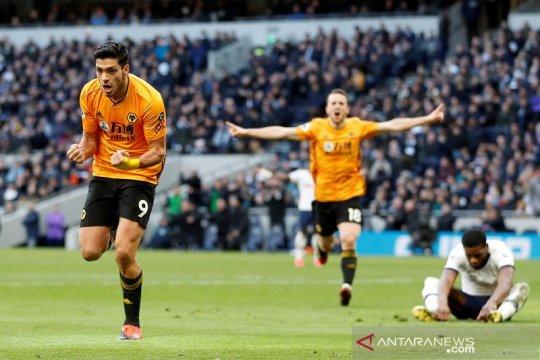 Tottenham tersungkur di kandang sendiri dipecundangi Wolverhampton