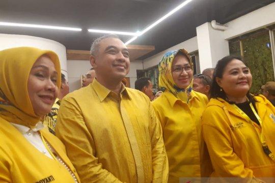 Bupati Tangerang janji bawa kecemerlangan Golkar di Jakarta