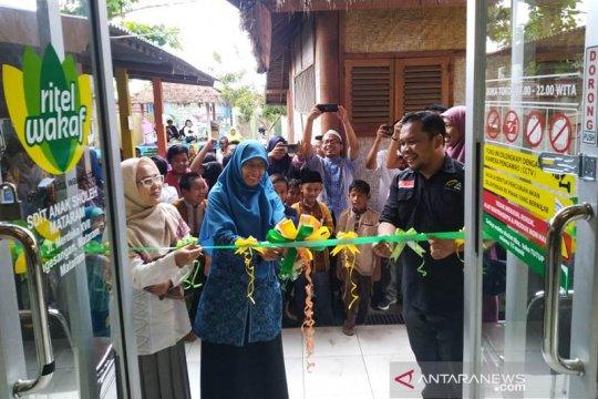Ritel wakaf ke-7 ACT diresmikan di Lombok-NTB