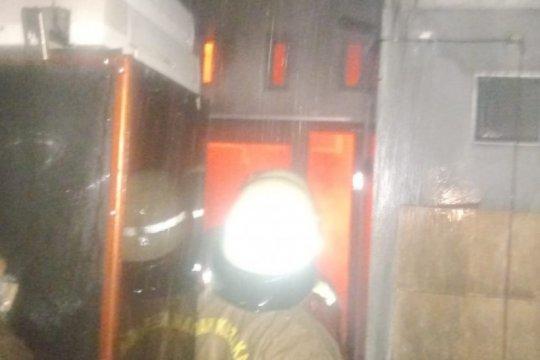 Damkar Jaktim tangani pohon tumbang hingga orang terjebak di lift