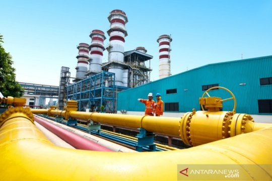 PGN pastikan pasokan gas ke sektor listrik aman