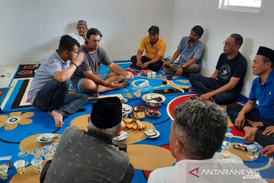 Ahli buaya asal Australia dukung Pemkot Palu bangun penangkaran satwa