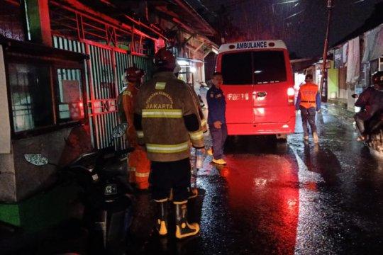 60 warga Cibubur terdampak banjir akibat tanggul Kali Cipinang bocor