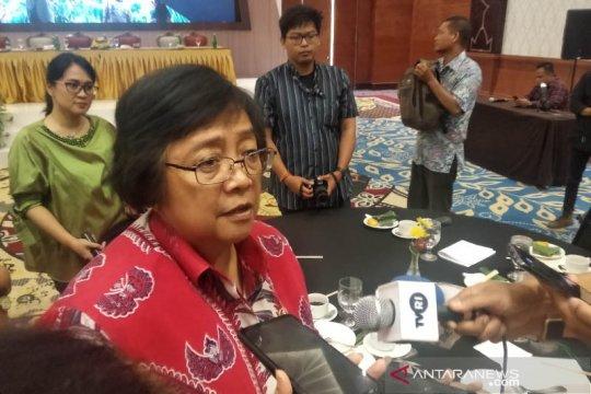 Media berperan dalam penyampaian kebijakan, sebut Menteri KLHK