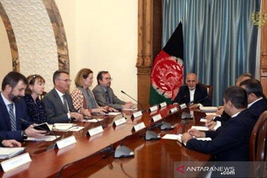 AS dan Taliban teken kesepakatan penarikan pasukan