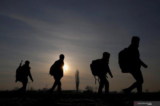 Turki tuduh pasukan Yunani bunuh migran, Athena sebut itu berita palsu