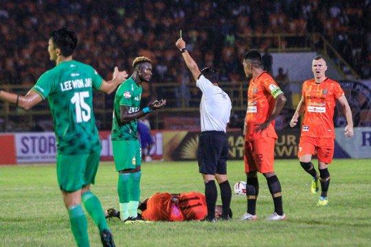 Persiraja tahan imbang Bhayangkara FC 0-0