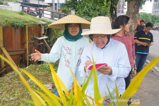 Risma ingin Underpass Mayjend Sungkono dibangun taman