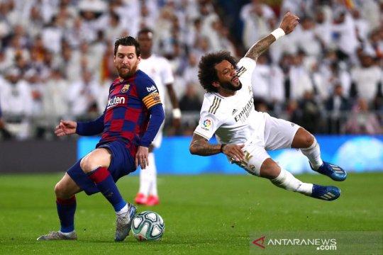 Klub-klub La Liga akan bermain tanpa penonton sampai 2021