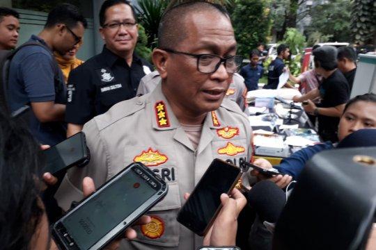 Polda Metro Jaya bekuk delapan wartawan gadungan
