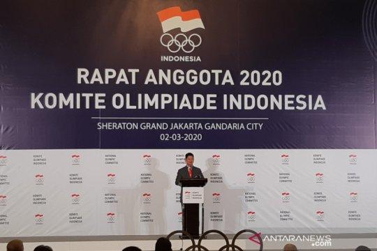 NOC Indonesia ajak induk organisasi olahraga jemput Olimpiade 2032