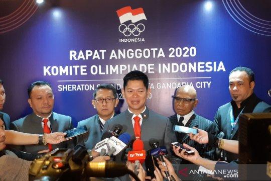 NOC Indonesia ingin pencak silat dan sepak takraw ke Olimpiade 2032