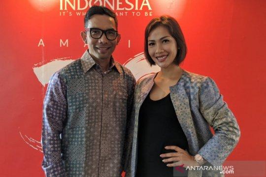 Tantangan terbesar jadi MC, kata Indra Herlambang & Nadia Mulya