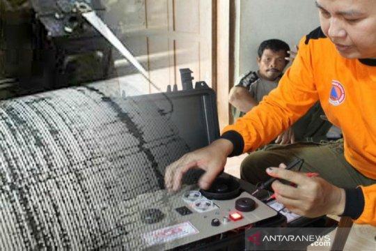 Gempa magnitudo 5,0 guncang Morowali, warga mengungsi