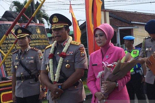 Kapolda Metro Jaya pimpin pelantikan 659 siswa Sekolah Polisi Negara