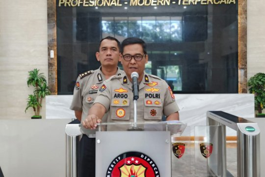 Polri: Terduga teroris ditangkap di Payakumbuh anggota JAD Pekanbaru