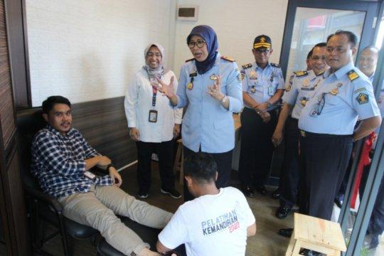 Ditjen PAS buka sarana edukasi warga binaan di Bandara Soekarno-Hatta