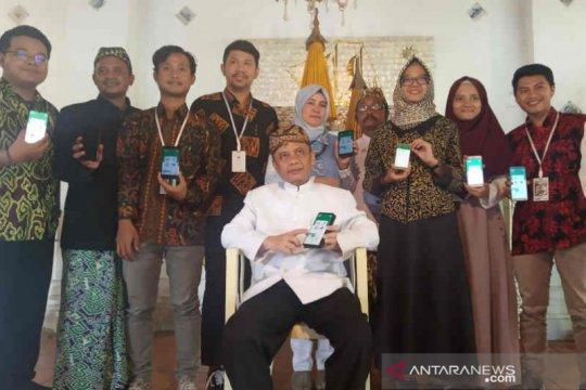 Keraton Kasepuhan Cirebon luncurkan aplikasi untuk berwisata