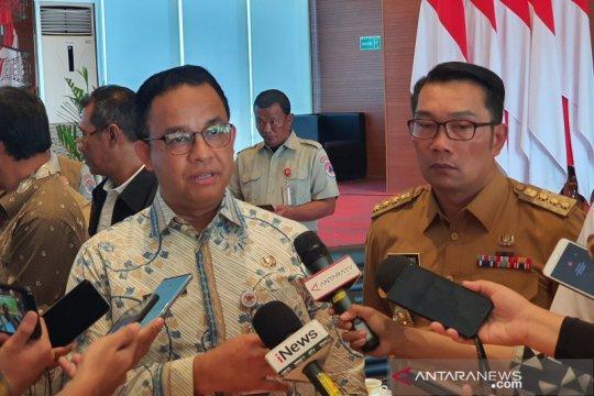 Anies minta BPBD tidak tambah TOA untuk peringatan dini banjir