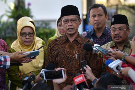 Cek fakta: Benarkah Haedar Nashir imbau warga NU tidak belajar di sekolah Muhammadiyah?