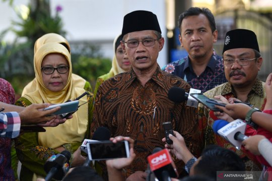 Muhammadiyah minta pemerintah jelaskan kebijakan soal kenormalan baru