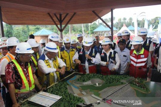 Bendungan Kuwil Kawangkoan Sulut ditargetkan selesai akhir 2020
