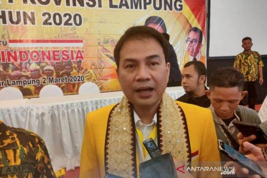Partai Golkar targetkan 60 persen kemenangan di Pilkada Lampung