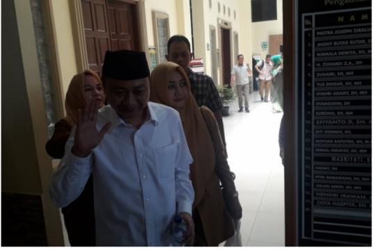 Jaksa hadirkan 6 saksi dalam sidang suap Bupati Lampung Utara